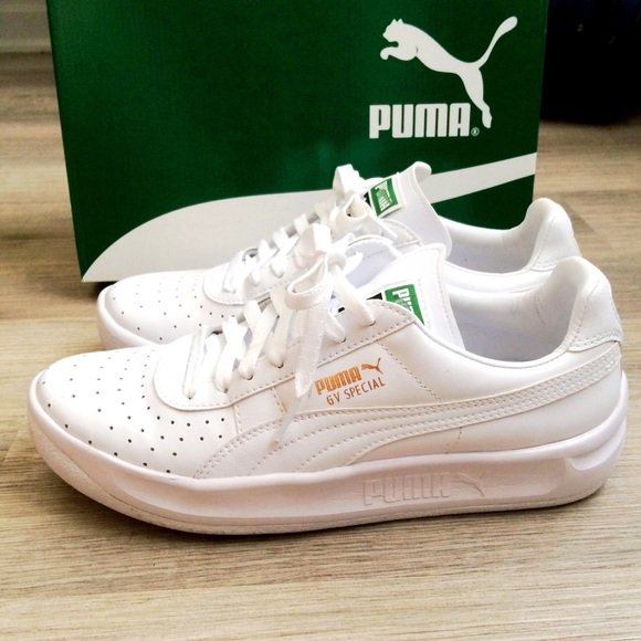 official photos b5916 18408 Puma GV Special sneakers